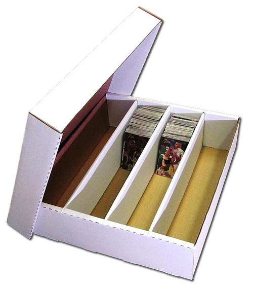 Cardboard - 3200 Count Storage Box (Bundle of 25)