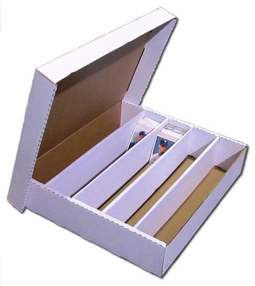 Cardboard - 5000 Count Storage Box (Bundle of 25)