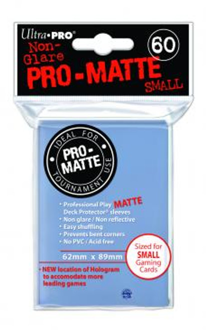 Deck Protector - Pro Matte Small Size - Clear
