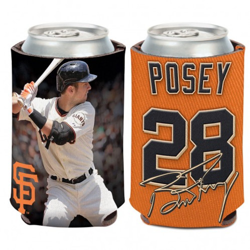 San Francisco Giants Buster Posey Can Cooler - Special Order