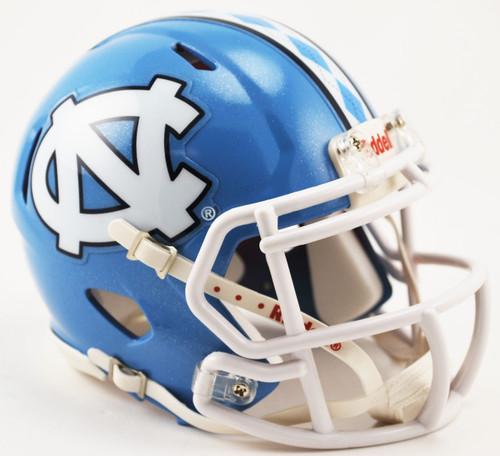 North Carolina Tar Heels Speed Mini Helmet - 2015