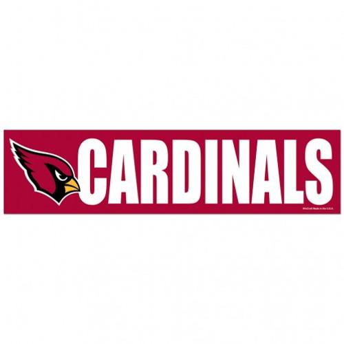 Arizona Cardinals Bumper Sticker