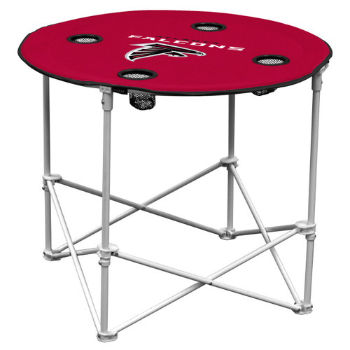 Atlanta Falcons Round Tailgate Table - Special Order