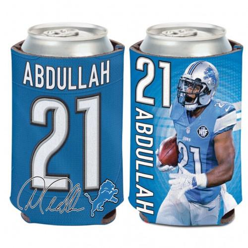 Detroit Lions Ameer Abdullah Can Cooler
