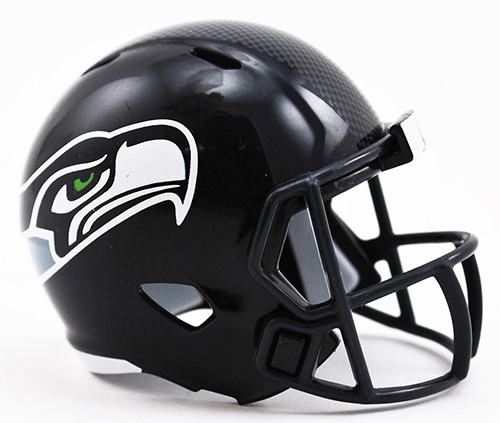 Seattle Seahawks Helmet Riddell Pocket Pro Speed Style