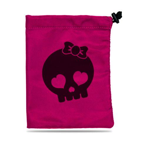 Dice Bag - Treasure Nest (Skull Girl)