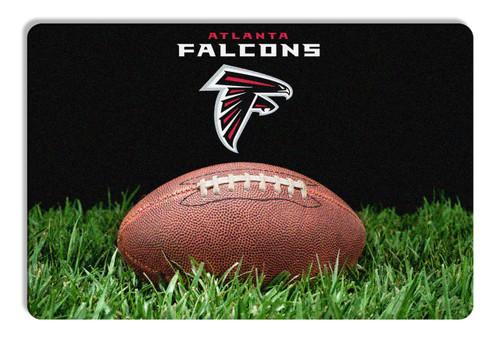 Atlanta Falcons Pet Bowl Mat Classic Football Size Large CO