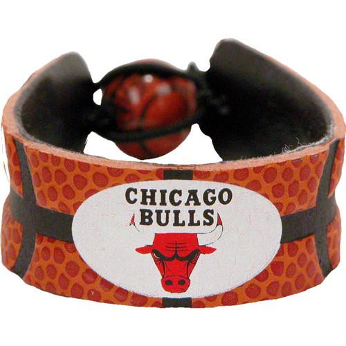 Chicago Bulls Classic Basketball Bracelet
