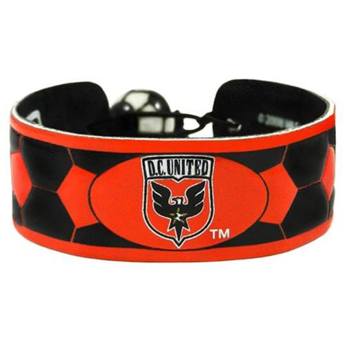 DC United Bracelet Team Color Soccer CO