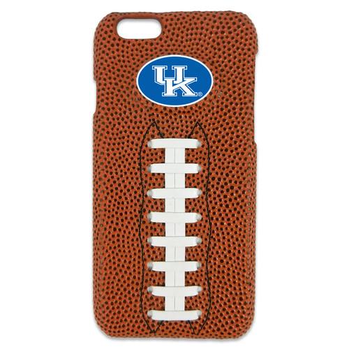 Kentucky Wildcats Classic Football iPhone 6 Case CO