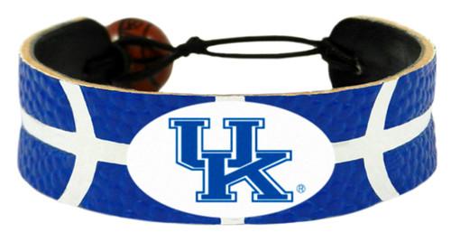 Kentucky Wildcats Team Color Basketball Bracelet CO