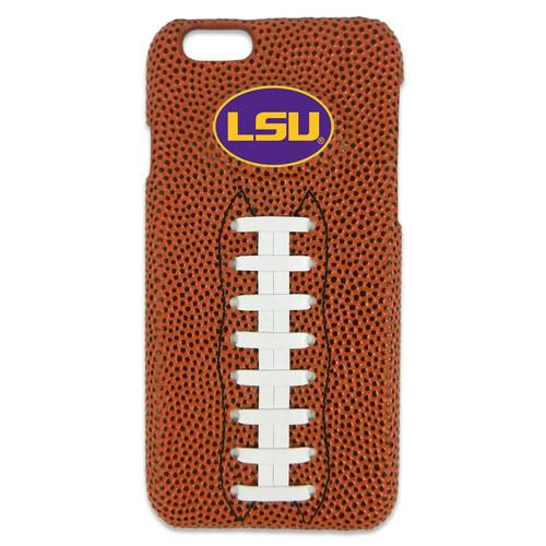 LSU Tigers Classic Football iPhone 6 Case