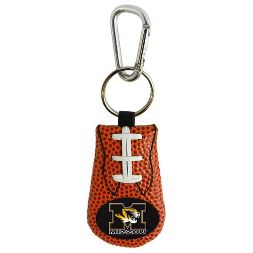 Missouri Tigers Keychain Classic Football CO