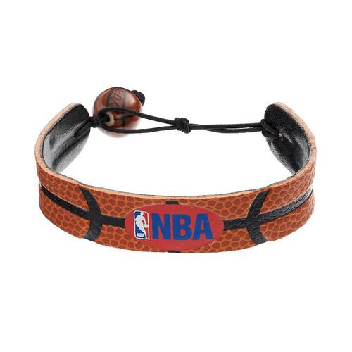 NBA Logo Man Basketball Bracelet