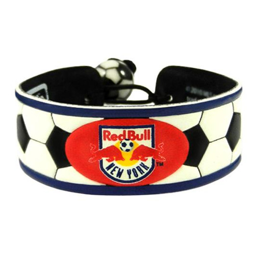 New York Red Bulls Classic Soccer Bracelet
