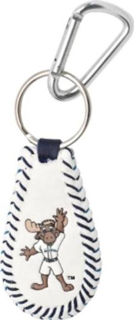 Seattle Mariners Mariner Moose Mascot Baseball Keychain