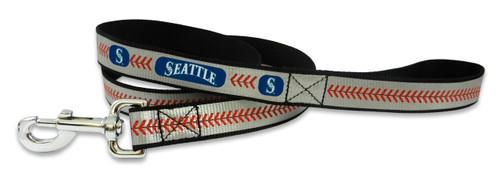 Seattle Mariners Reflective Baseball Leash - S