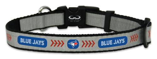 Toronto Blue Jays Reflective Small Baseball Collar