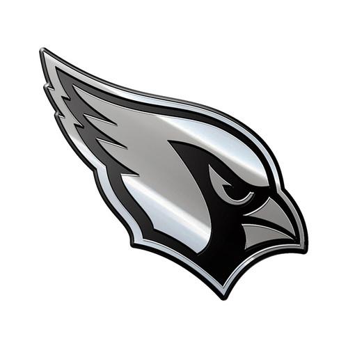 Arizona Cardinals Auto Emblem Premium Metal