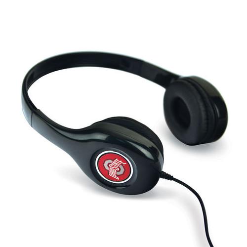 Ohio State Buckeyes Headphones - Over the Ear CO