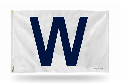Chicago Cubs Flag 3x5 W Logo