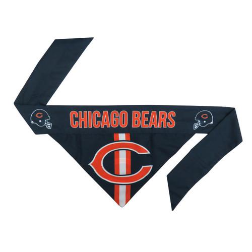 Chicago Bears Pet Bandanna Size XS
