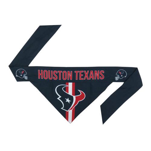 Houston Texans Pet Bandanna Size L