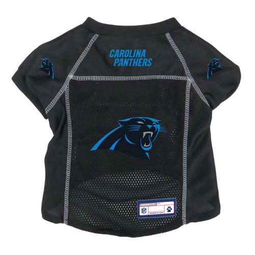 Carolina Panthers Pet Jersey Size L