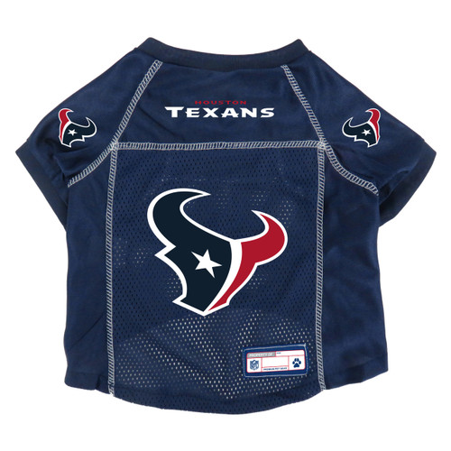 Houston Texans Pet Jersey Size XL