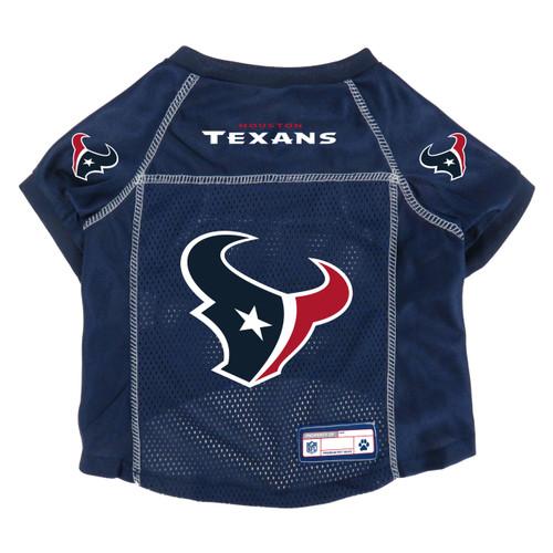 Houston Texans Pet Jersey Size XS