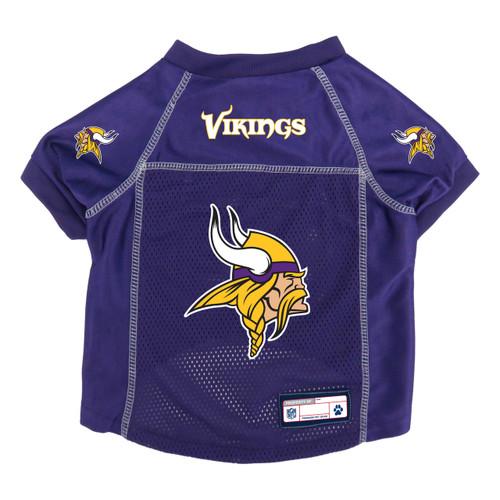 Minnesota Vikings Pet Jersey Size S
