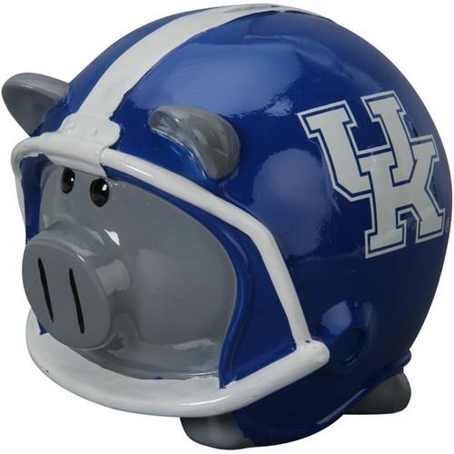 Kentucky Wildcats Piggy Bank - Large With Headband