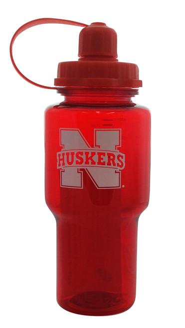 Nebraska Cornhuskers Travel Mate 24 oz Travel Mug - 'Huskers'