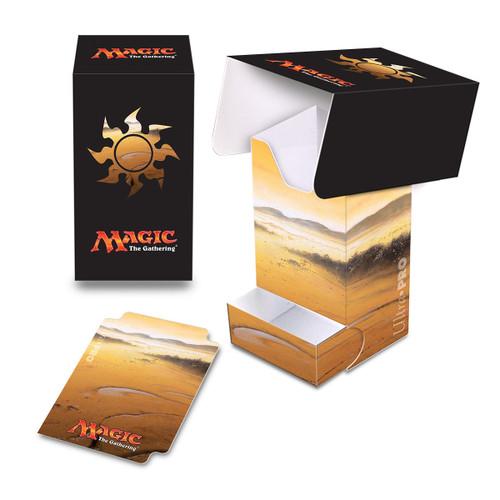 Magic Deck Box - Mana White #5 - Special Order