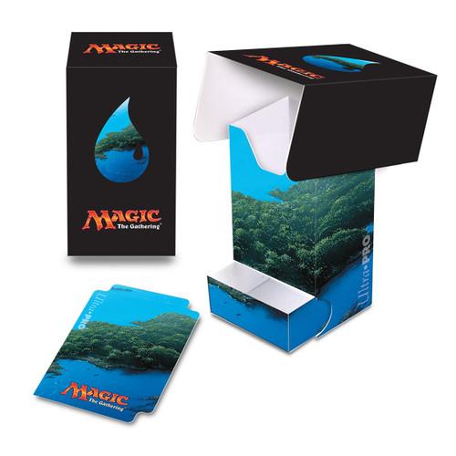Magic Deck Box - Mana Blue #5 - Special Order