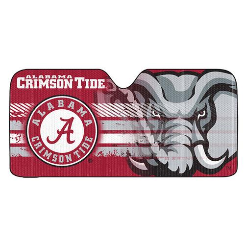 Alabama Crimson Tide Auto Sun Shade 59x27