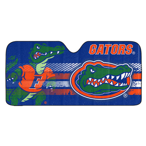 Florida Gators Auto Sun Shade 59x27
