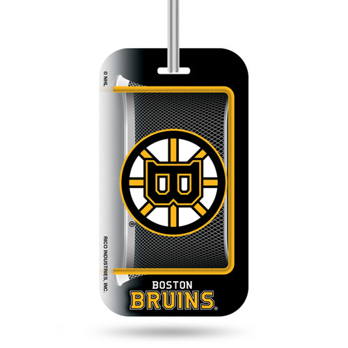 Boston Bruins Luggage Tag