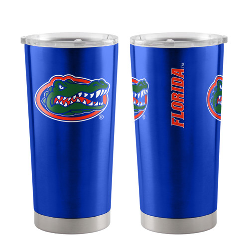 Florida Gators Travel Tumbler 20oz Ultra Blue