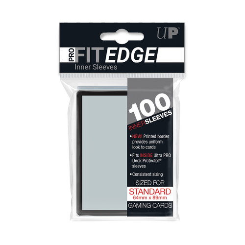 Deck Protector Pro Fit - Black Edge (100 per pack)