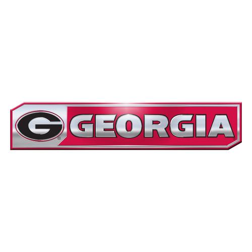 Georgia Bulldogs Auto Emblem Truck Edition 2 Pack