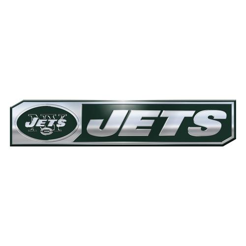 New York Jets Auto Emblem Truck Edition 2 Pack