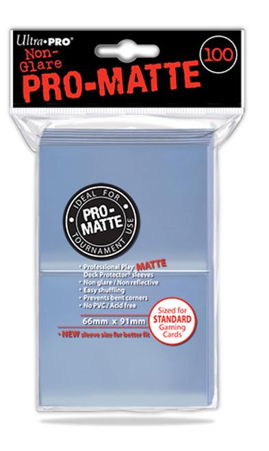 Deck Protectors - Pro-Matte Clear