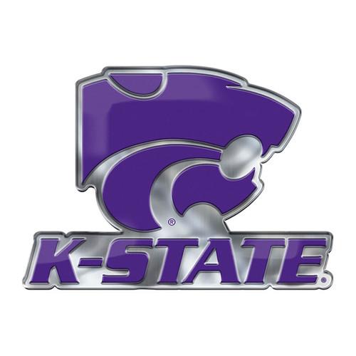 Kansas State Wildcats Auto Emblem Color Alternate Logo - Special Order