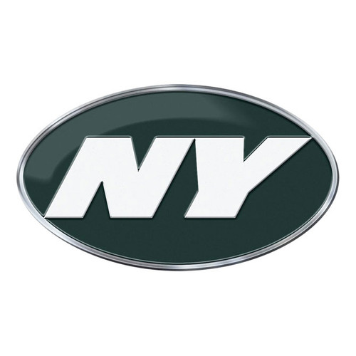 New York Jets Auto Emblem Color Alternate Logo