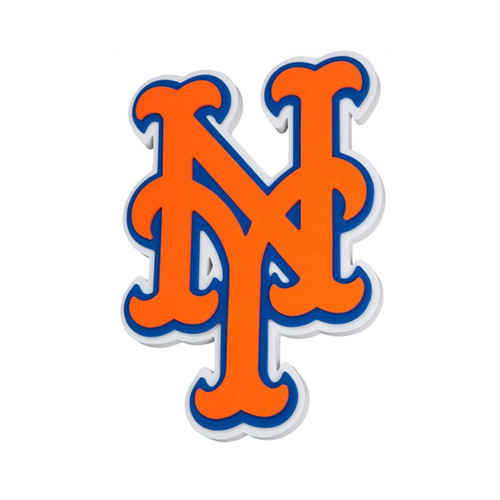 New York Mets Magnet 3D Foam