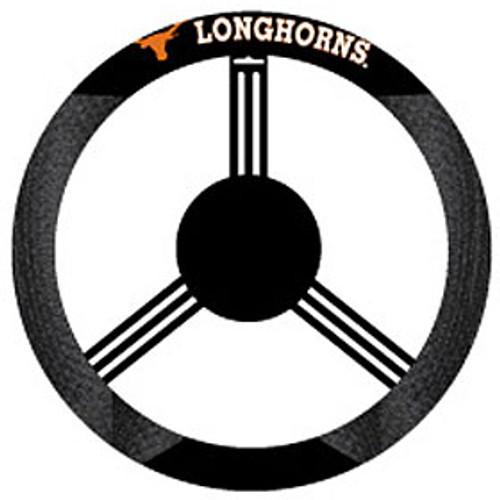 Texas Longhorns Steering Wheel Cover Mesh Style