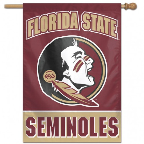 Florida State Seminoles Banner 28x40 Vertical - Special Order