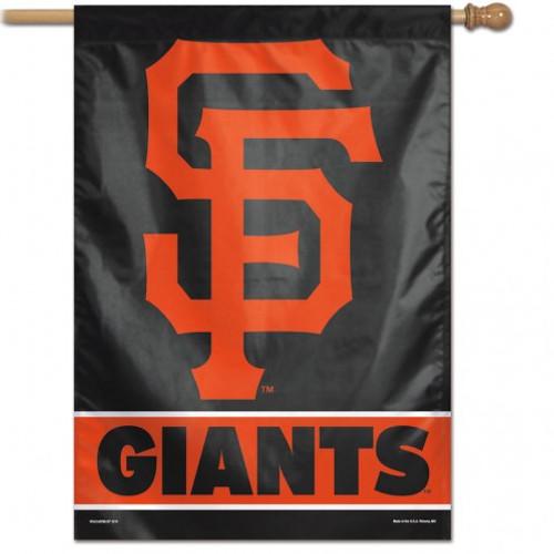 San Francisco Giants Banner 28x40 Vertical - Special Order