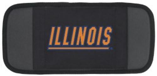 Illinois Fighting Illini CD Visor 12 Disc Style
